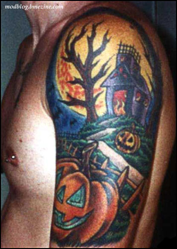 Speaking of Halloween | BME: Tattoo, Piercing and Body ...