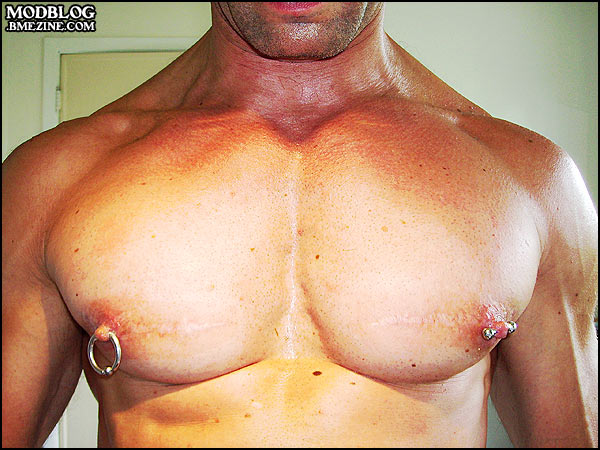 Those are some big pecs… | BME: Tattoo, Piercing and Body