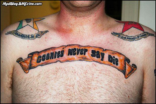 Tiocfaidh Ar La Tattoos Ancora Store