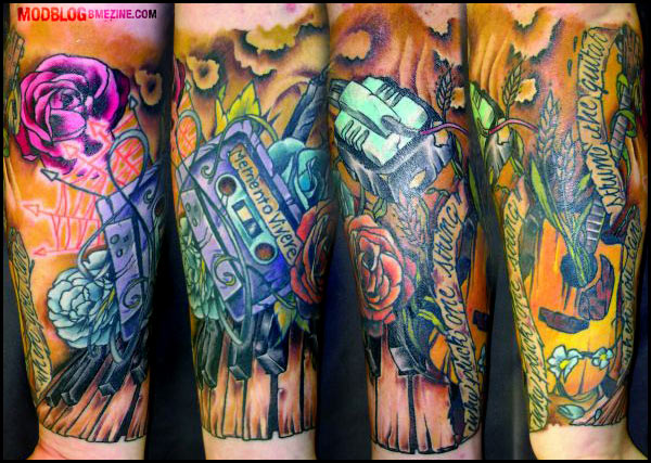 Tattoo Panoramas  BME Piercing And Body Modification News