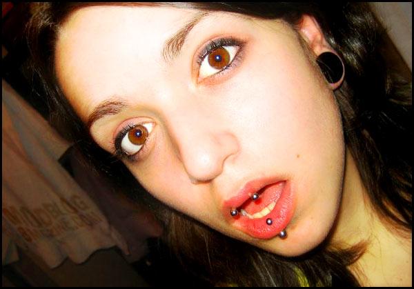 Vampire Piercing