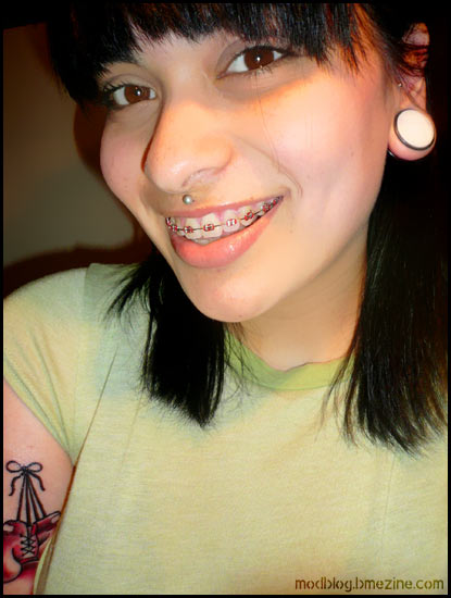 Medical Jewelry and a Philtrum Piercing | BME: Tattoo, Piercing and