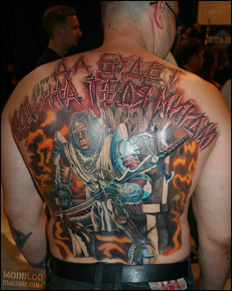 More great tattoos from St. Petersburg (3/7) | BME: Tattoo, Piercing ...