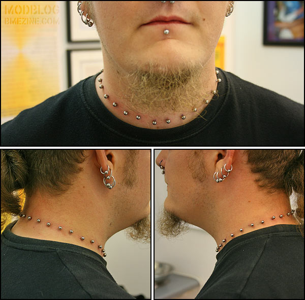 jacobs ladder piercing - photo #5