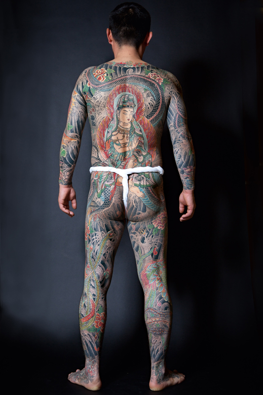 Book Review Traditional Tattoo In Japan Bme Tattoo Piercing And Body Modification News