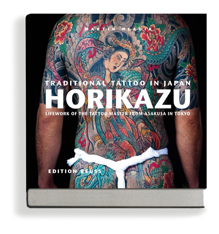 Traditional Tattoo in Japan:  HORIZAKU