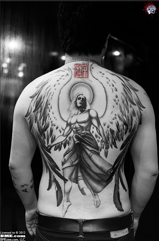 Tattoo by Joey Pang, Tattoo Temple.