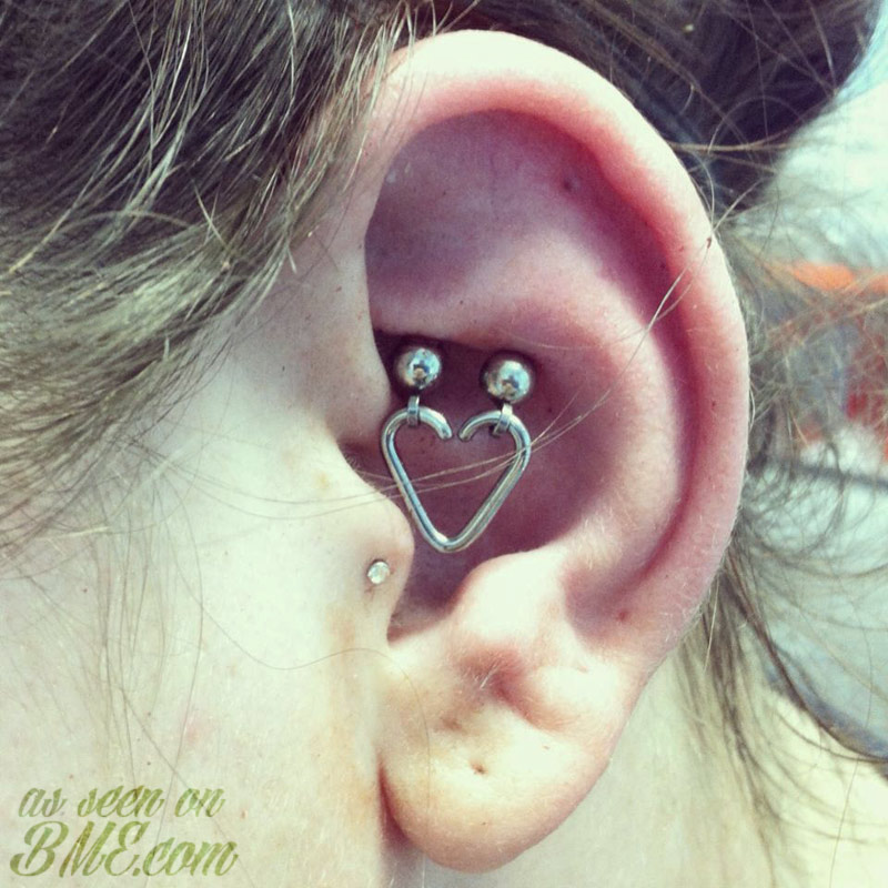 Ear Piercings | BME: Tattoo, Piercing and Body ... Ear Piercings
