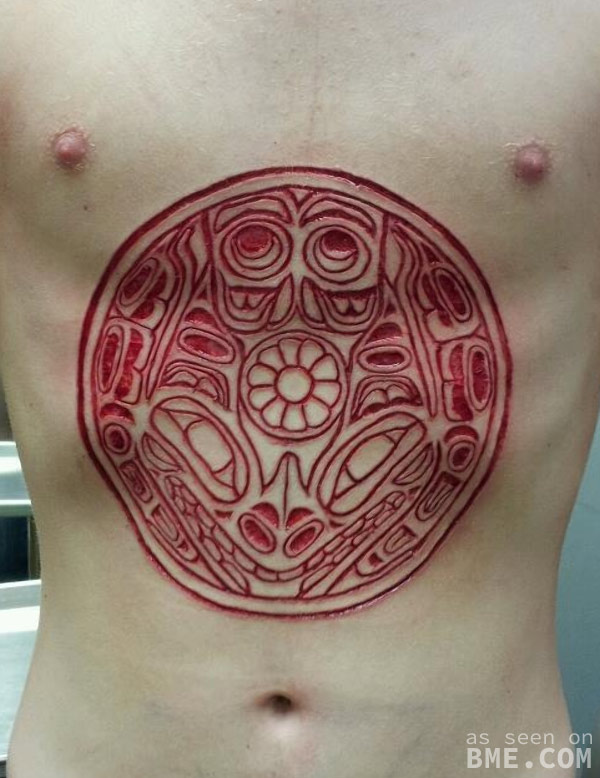 Meatotomy Body Modification