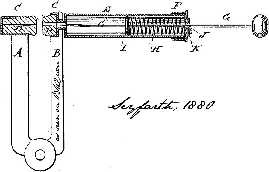 The Early History Of The Ear Piercing Gun Bme Tattoo Piercing