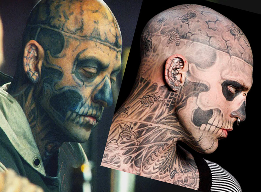 8fd54c2022018 Rick Genest | BME: Tattoo, Piercing and Body Modification News