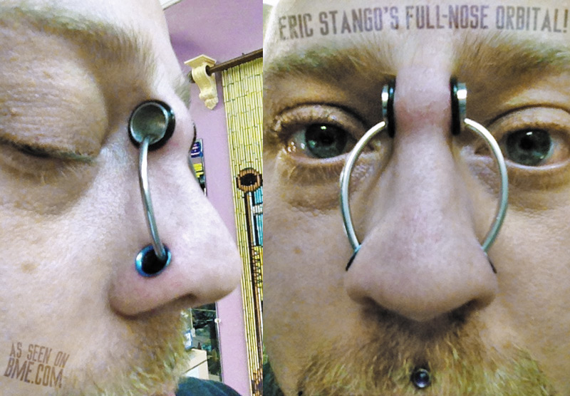 Nasallang Bme Tattoo Piercing And Body Modification News