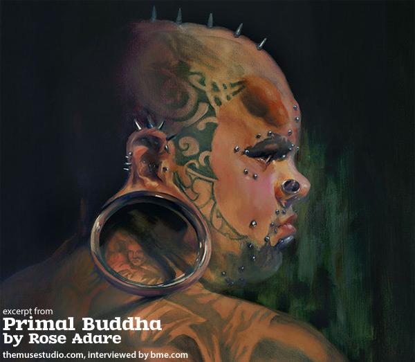 rose - primal buddha