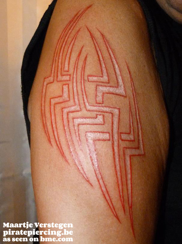 Scarification Bme Tattoo Piercing And Body Modification News Page 2