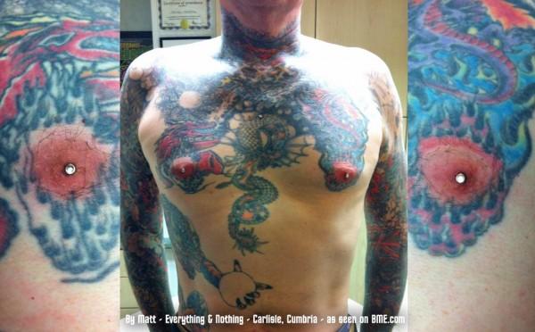 metal nipples