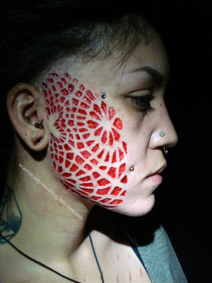 5ff5c7255 Scarification | BME: Tattoo, Piercing and Body Modification News ...