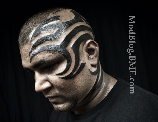015c095c6284b Facial Tattoos | BME: Tattoo, Piercing and Body Modification News