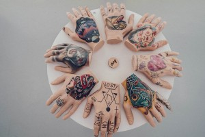 2. Thing Gallery Colour Tattoos