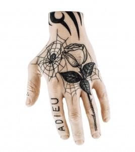 Tattoo by Charley Gerardin