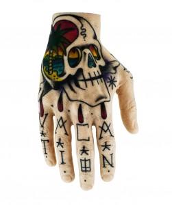 Tattoo by Sam Kane