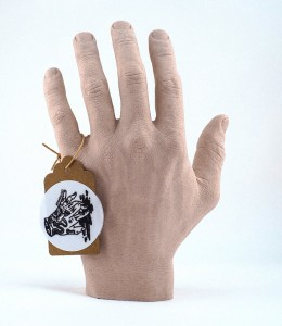 Thing Gallery Tattooable Silicone hand